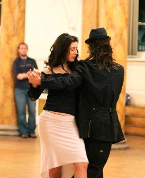 Pablo Veron and Kristina