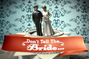 R.T.E. Don't tell the Bride